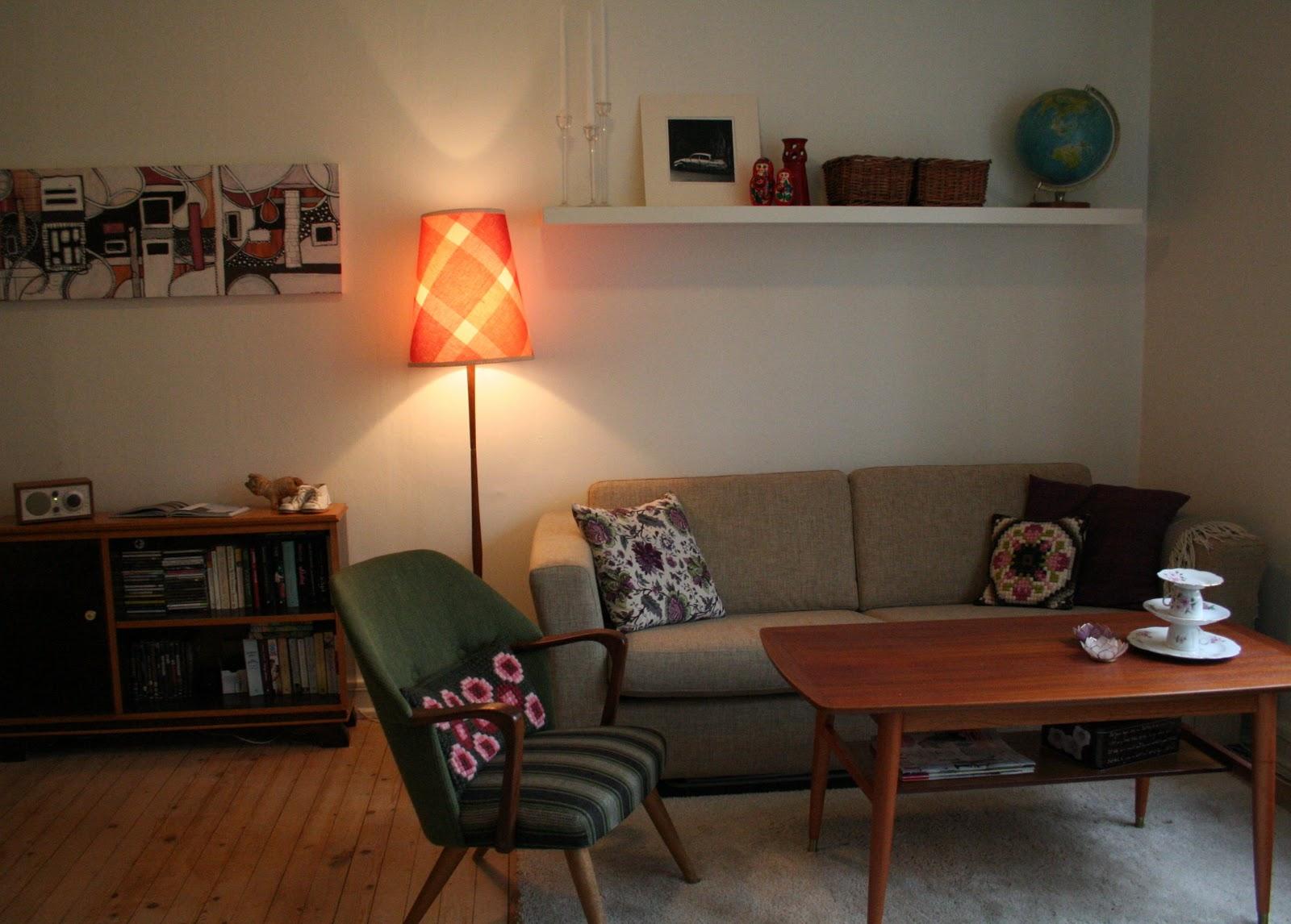 Sine sine smil: min lille stue