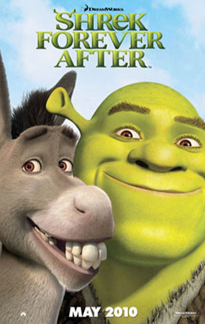 Shrek Forever After (2010) Hindi BRRIP
