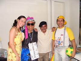 Grupo de Teatro OS AMIGOS DOS BRASIS