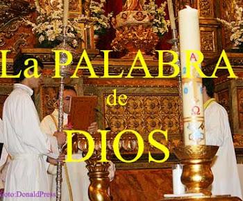"""Le y/o escucha """"LA PALABRA DE DIOS"""""""