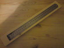 8th Primary/Tail 300mm Ruler