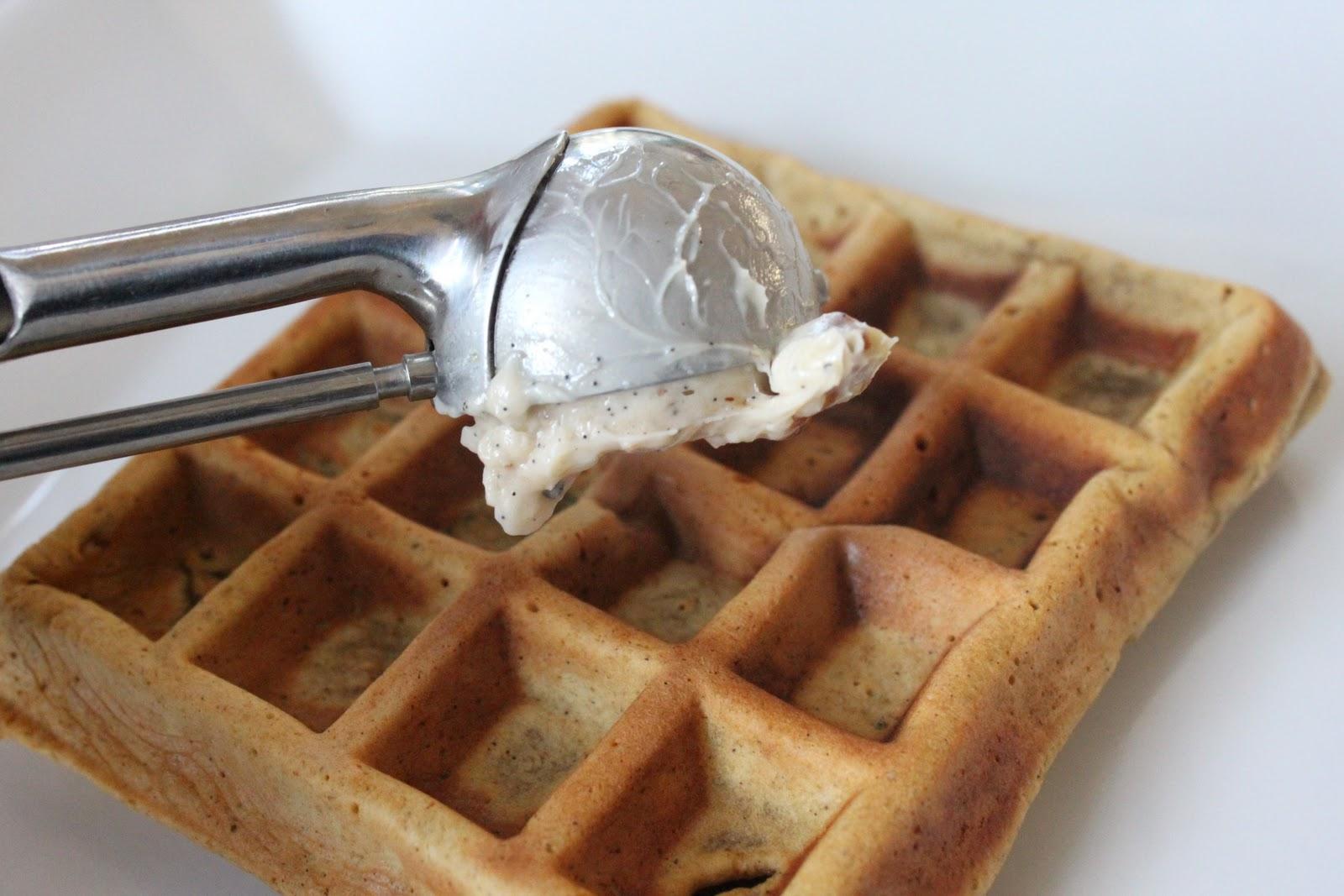 add some Vanilla Bean-Pecan Butter (or regular butter)