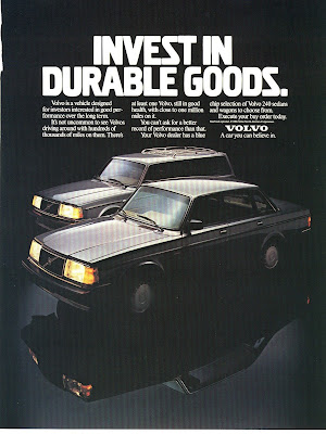 A Turbocharged Volvo 240 Pictures
