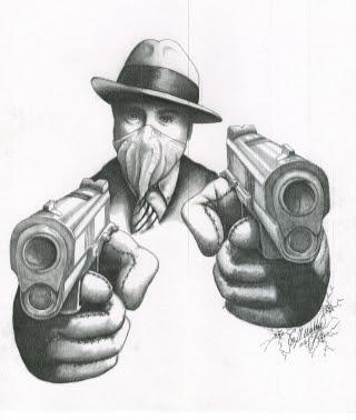 Italian Mafia Tattoos Matt Gdr07