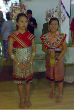 Dayak Young Maidens