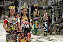 Dayak Kalimantan Indonesia