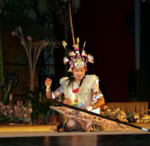 The Orang Ulu War Dance
