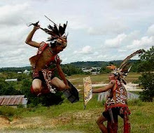 The Iban War Dance