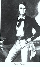 Sir James Brooke The Principal Enemy Of Libau RENTAP