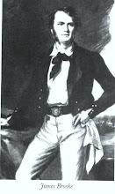 Sir James Brooke The Principal Enemy Of Libau RENTAP