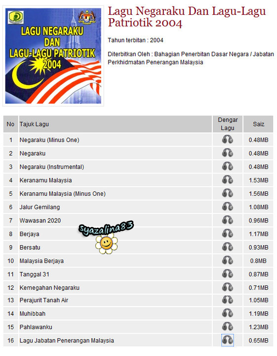Keranamu malaysia minus one free download