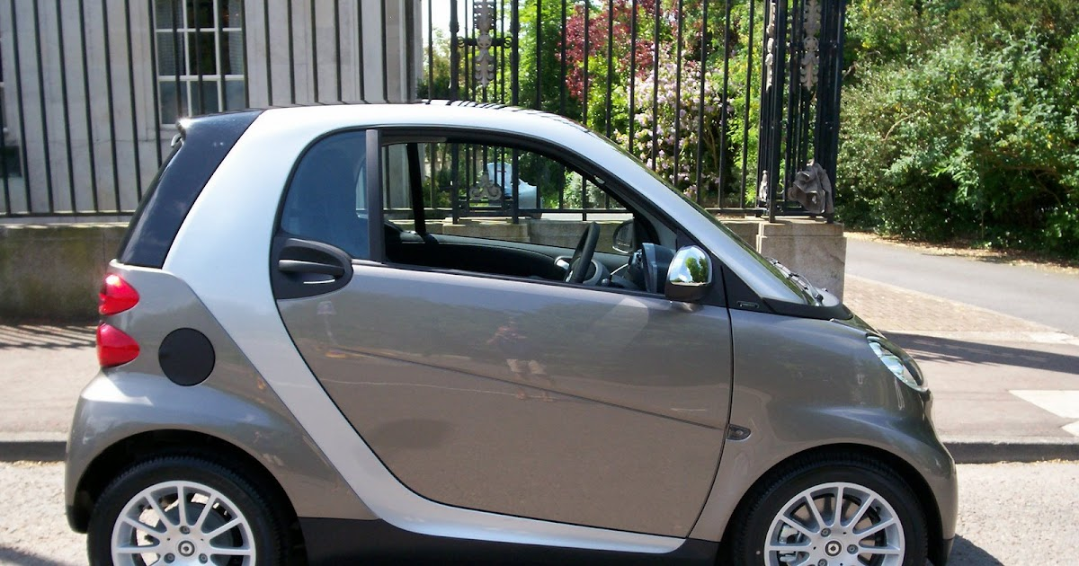 Lord Belmont In Northern Ireland Smart Fortwo 84bhp Turbo