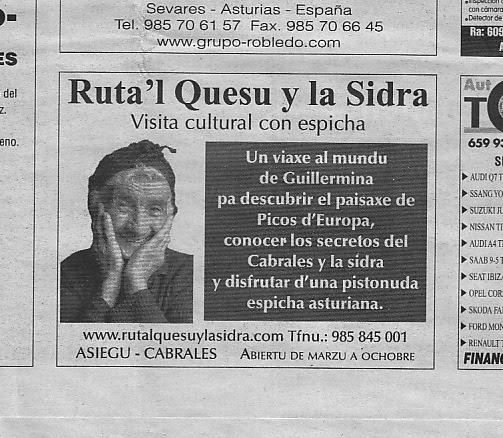 Siglo en la brisa guillermina - Casa rural pamirandi ...