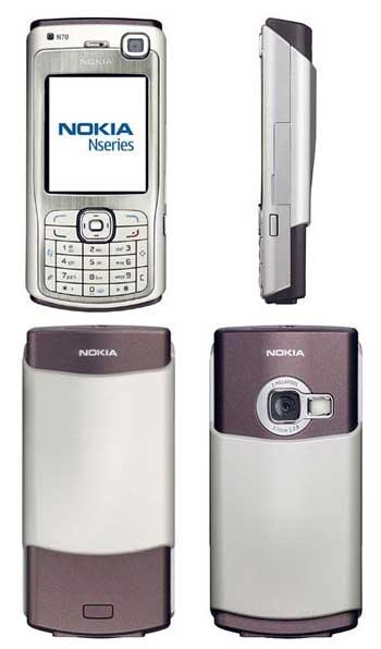 firmware nokia n70