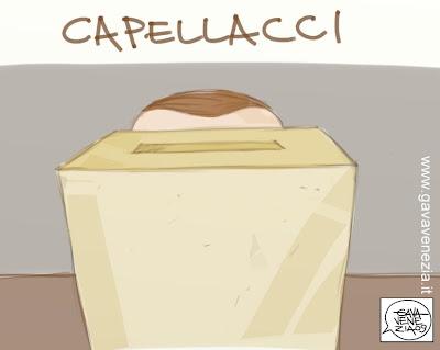 Sardegna Soru Gava satira vignette
