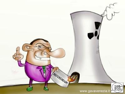 Berlusconi Gava satira vignette gavavenezia gavavenezia.it