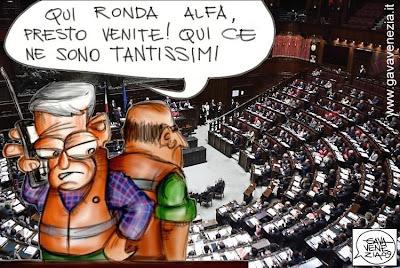 Gava satira vignette gavavenezia gavavenezia.it Corrias Gomez