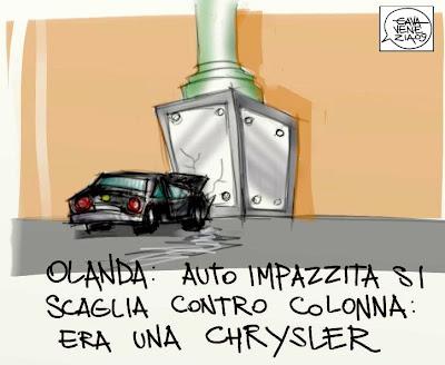 Chrysler Fiat Gava satira vignette