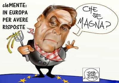 Clemente Mastella Gava satira vignette