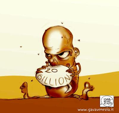 Africa Gava satira vignette