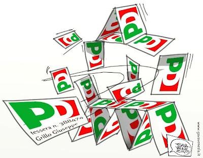 Beppe Grillo Gava satira vignette