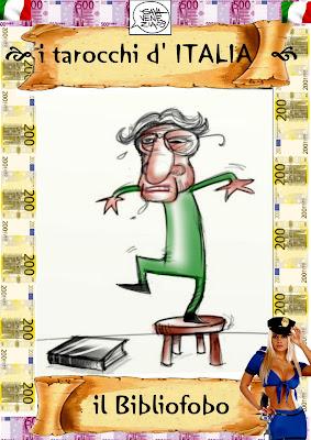 Gava Satira Vignette Tarocchi Bossi