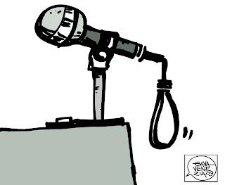 Fuori onda Gianfranco Fini Gava satira vignette