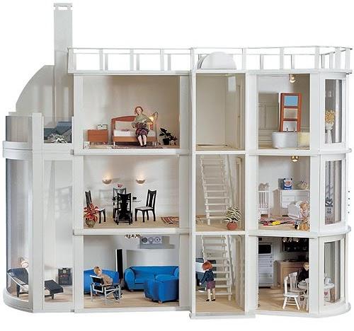 Modern mini houses for Mini maison moderne