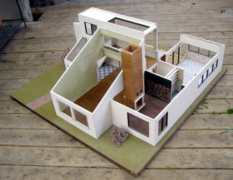 Modern mini houses for Mini modern house design