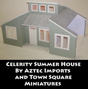 Modern Mini Houses on