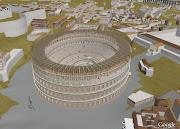 ROMA Antiga em 3D