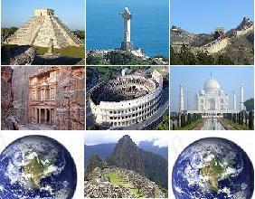 6 Kategori Tujuh (7) Keajaiban Dunia | Berita Komunitas