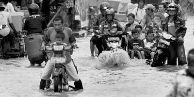 Banjir di Indramayu Januari 2011