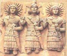 The Solar Trinity