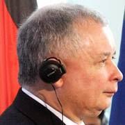 Prezydent RP z profilu