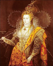 The Sun Queen, Elizabeth I