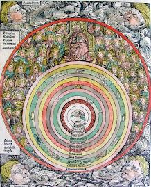 Kosmos z Kroniki Norymberskiej