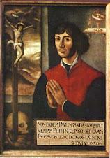 Copernicus's Epitaph Portrait