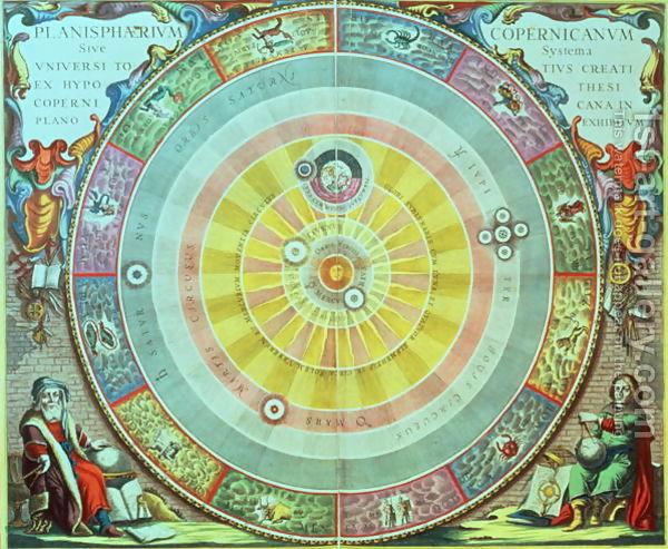 Twarz boga slonce M. Kopernika