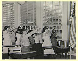 Pledge Salute, Hawaii 1941