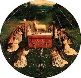 Baranek na oltarzu