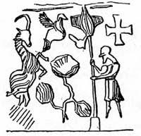 Babilonskie nabozenstwo z krzyzem