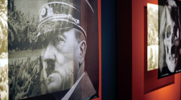 Ostrzegawcza wystawa dla sasiadow w Berlinie