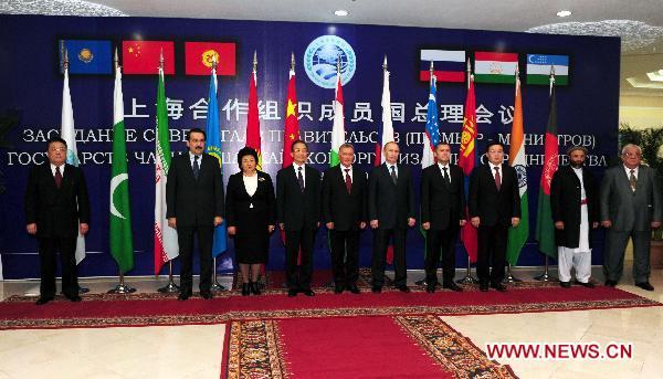 Szanghajska Organizacja Wspolpracy