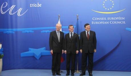 Szczyt EU-Rosja w Brukseli