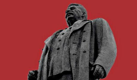 Pomnika Stalina wysadzony na Ukrainie