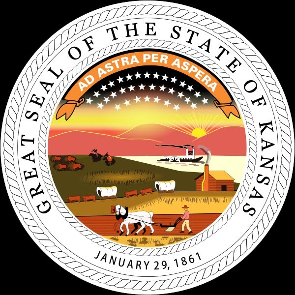 The Geocentric Seal of Kansas