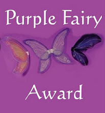 Purple Fairy Blog Award