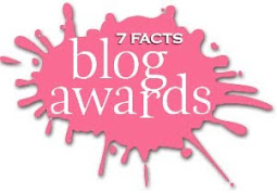 7 Facts Blog Award