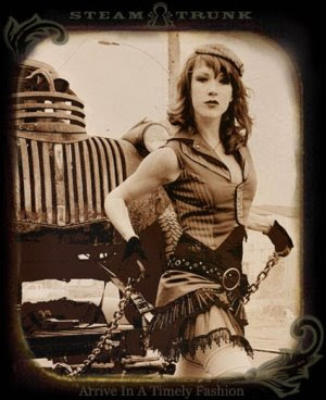 steampunk fashion women
